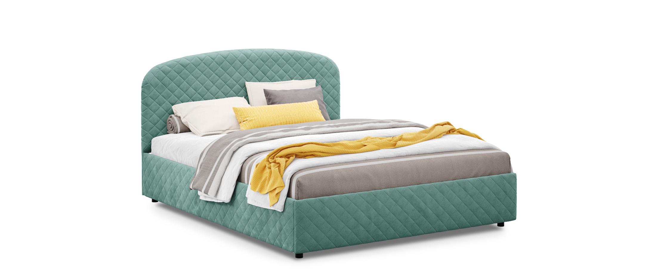 Кровать двуспальная Аллегра 180х200 Модель 1204
