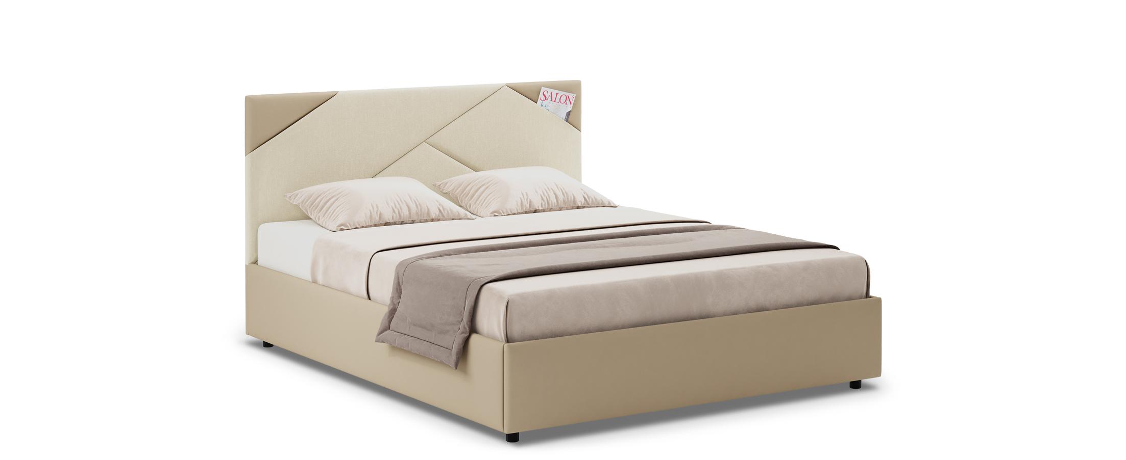 Кровать двуспальная Альба 180х200 Модель 1206