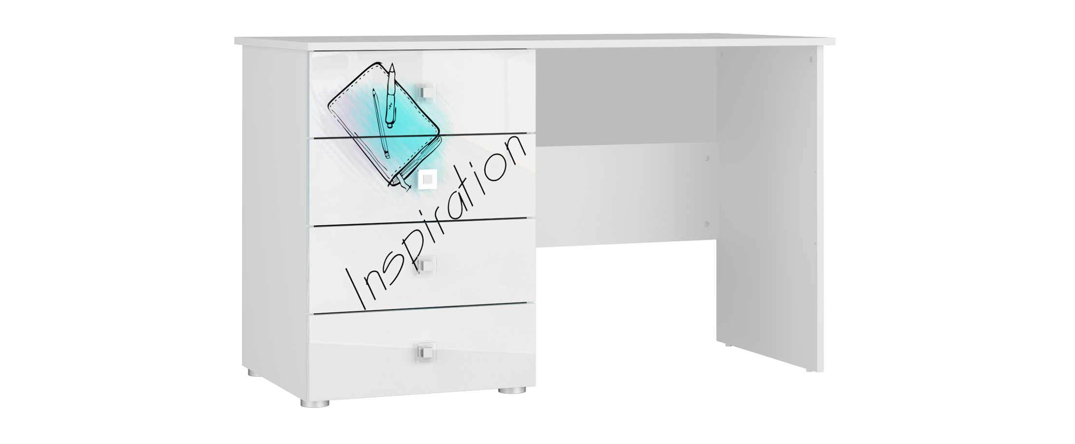 Письменный стол - Модерн  Стиль