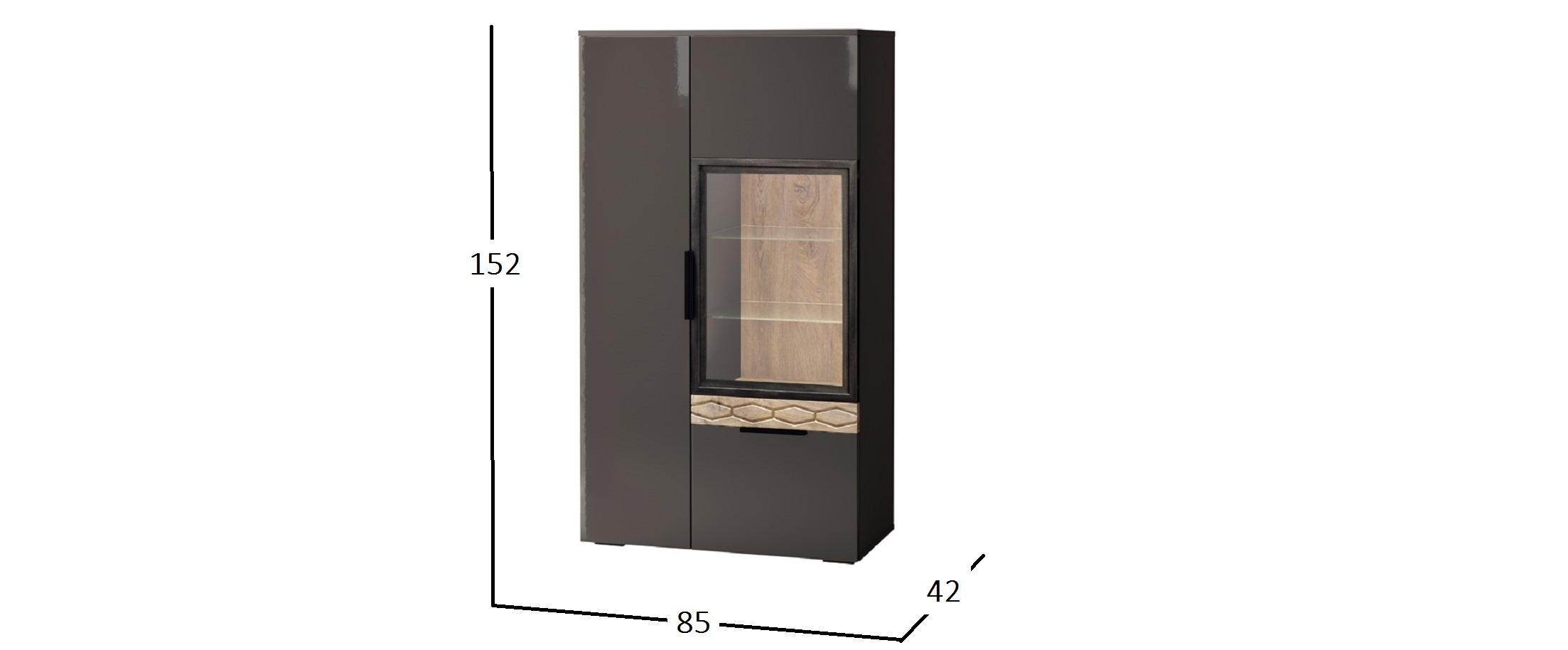 Шкаф многоцелевой Дели Модель 903