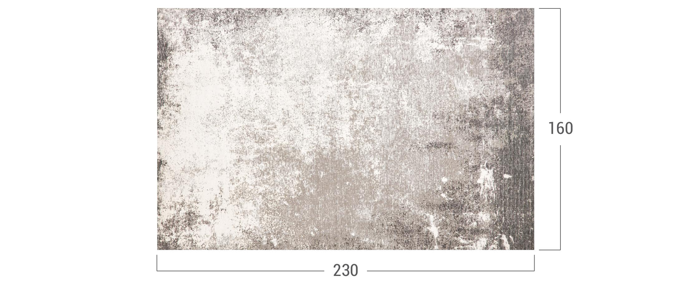 Ковёр Modena jany grey Модель 4203