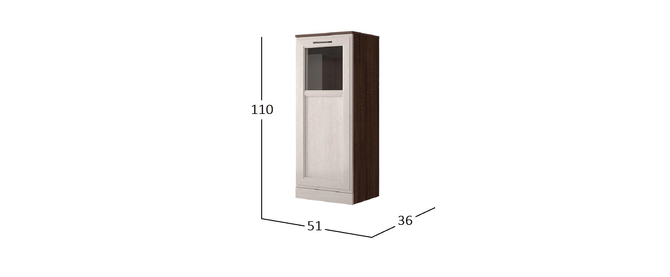 Шкаф-тумба Стелла Модель 904