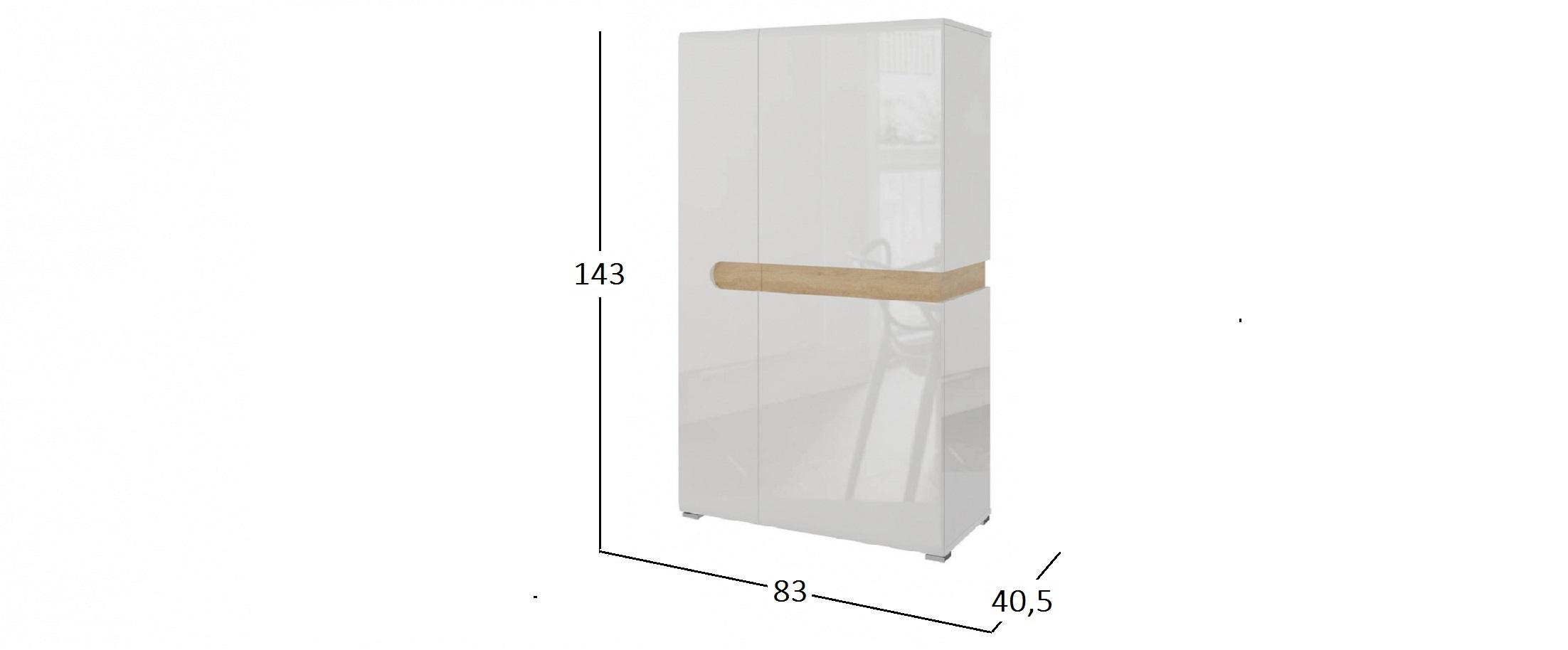 Шкаф-Комод Катания Модель 293