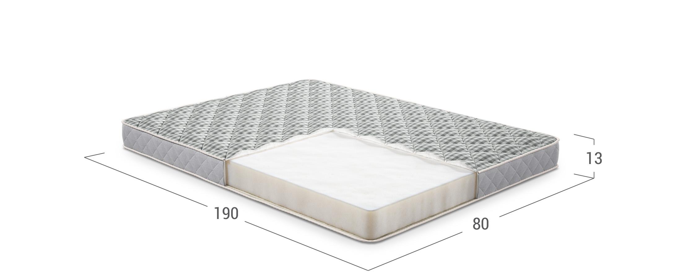 Optimum Flex 425 матрас 80x190