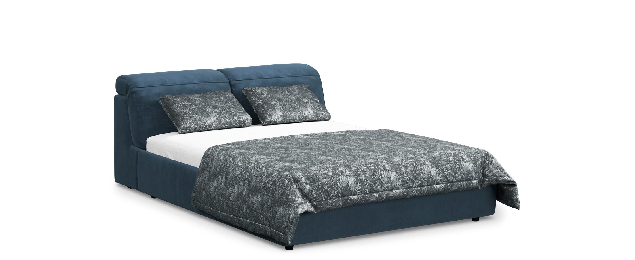 Кровать двуспальная MOON 1107 фото