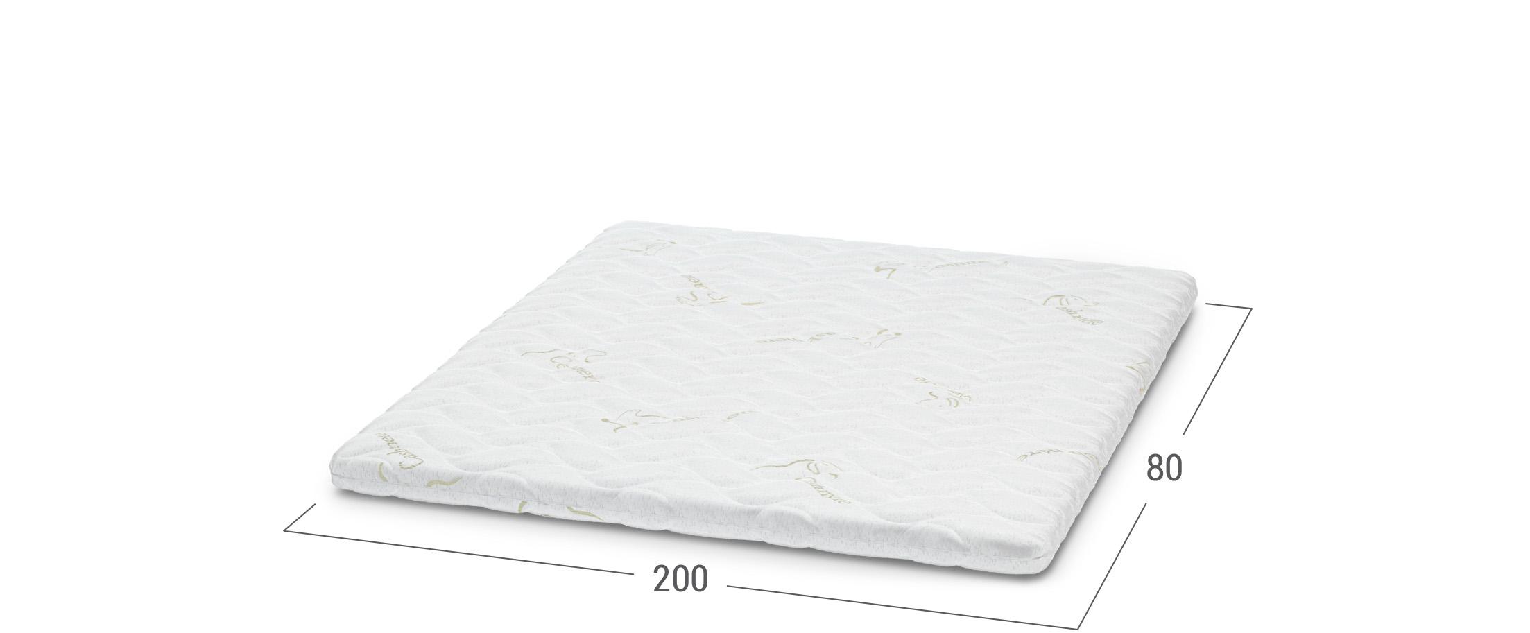 Матрас топпер Massage 058 80х200