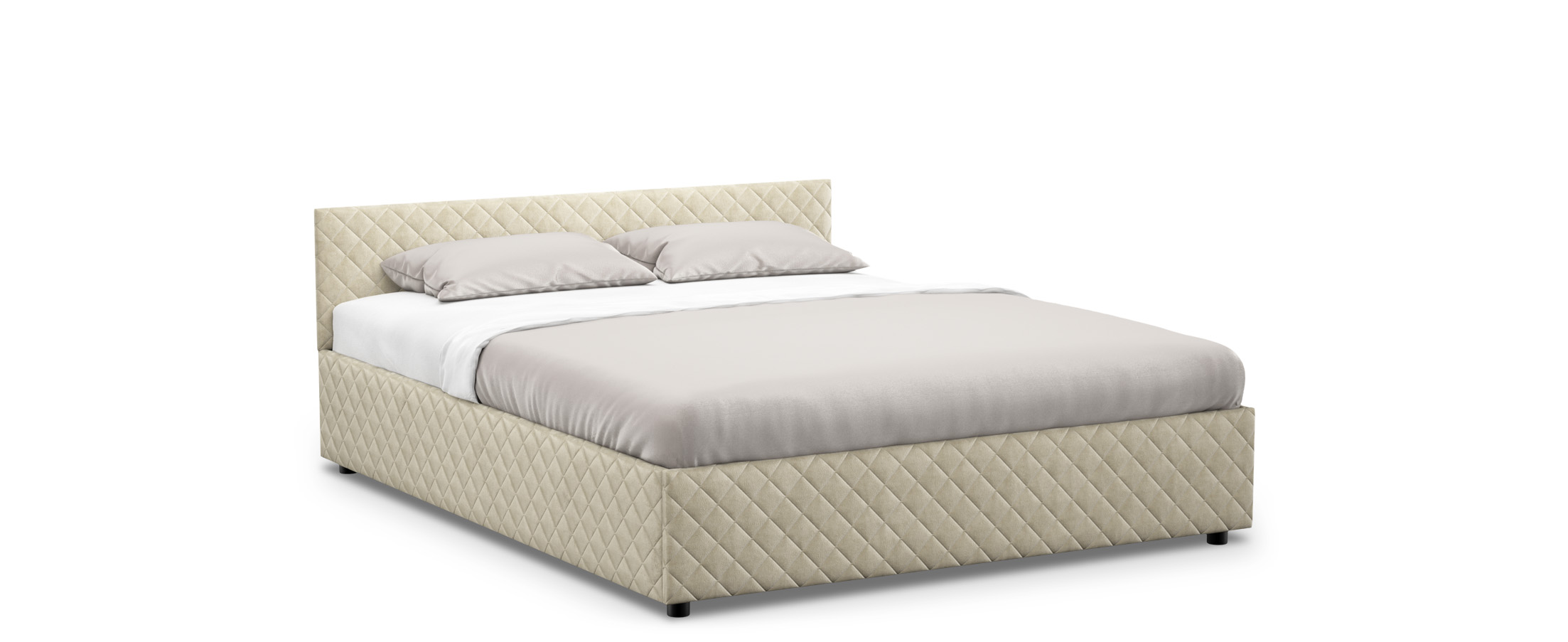 Кровать двуспальная Prima Style New 160х200 Модель 1221 фото