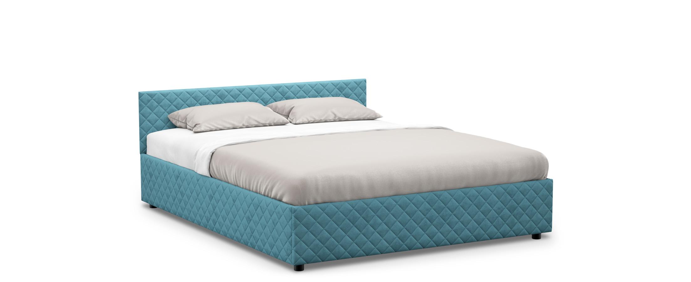 Кровать двуспальная Prima Style New 140х200 Модель 1221 фото