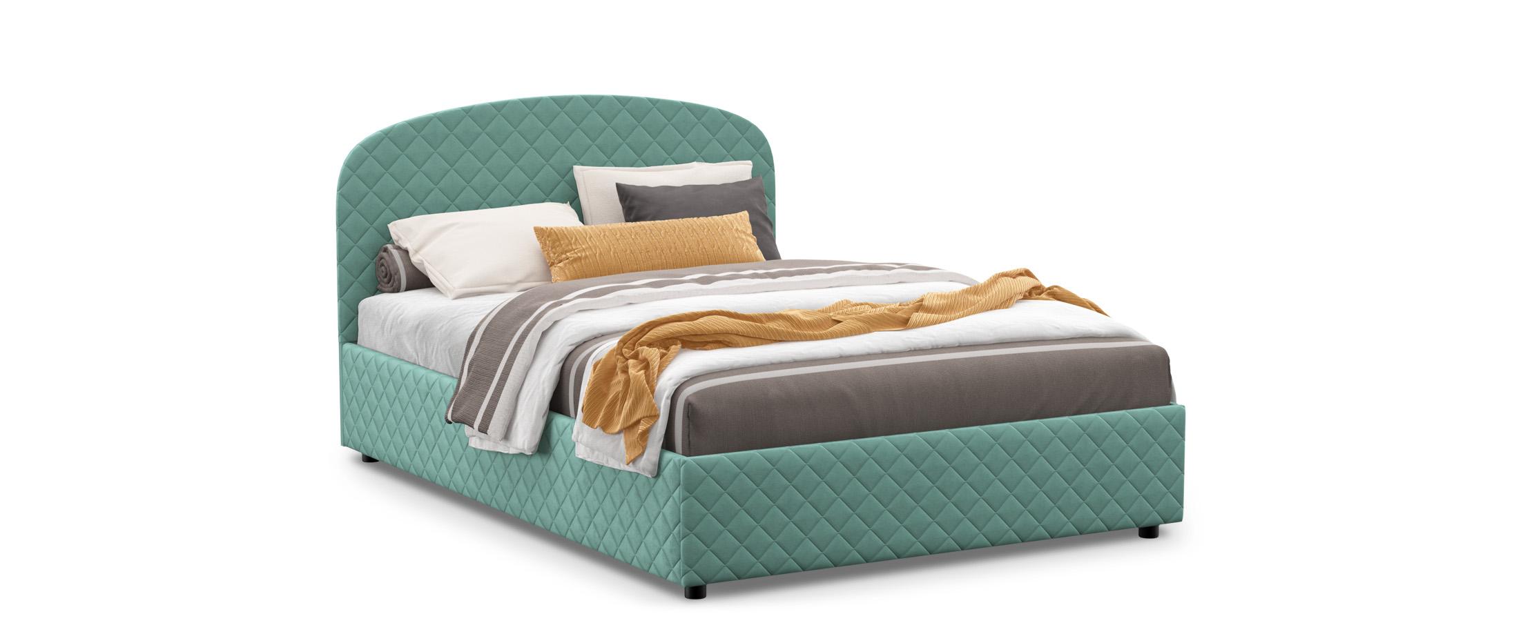 Кровать двуспальная Allegro New 140х200 Модель 1224 фото