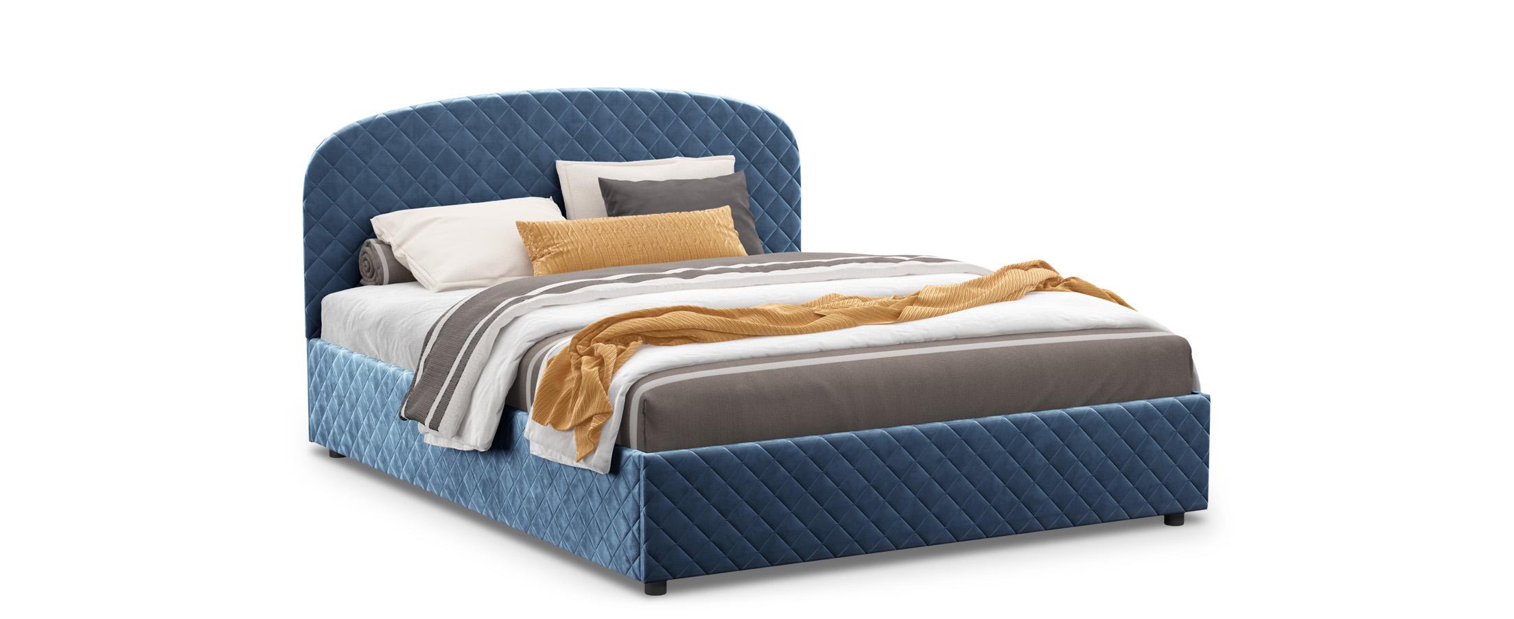 Кровать двуспальная Allegro New 160х200 Модель 1224 фото