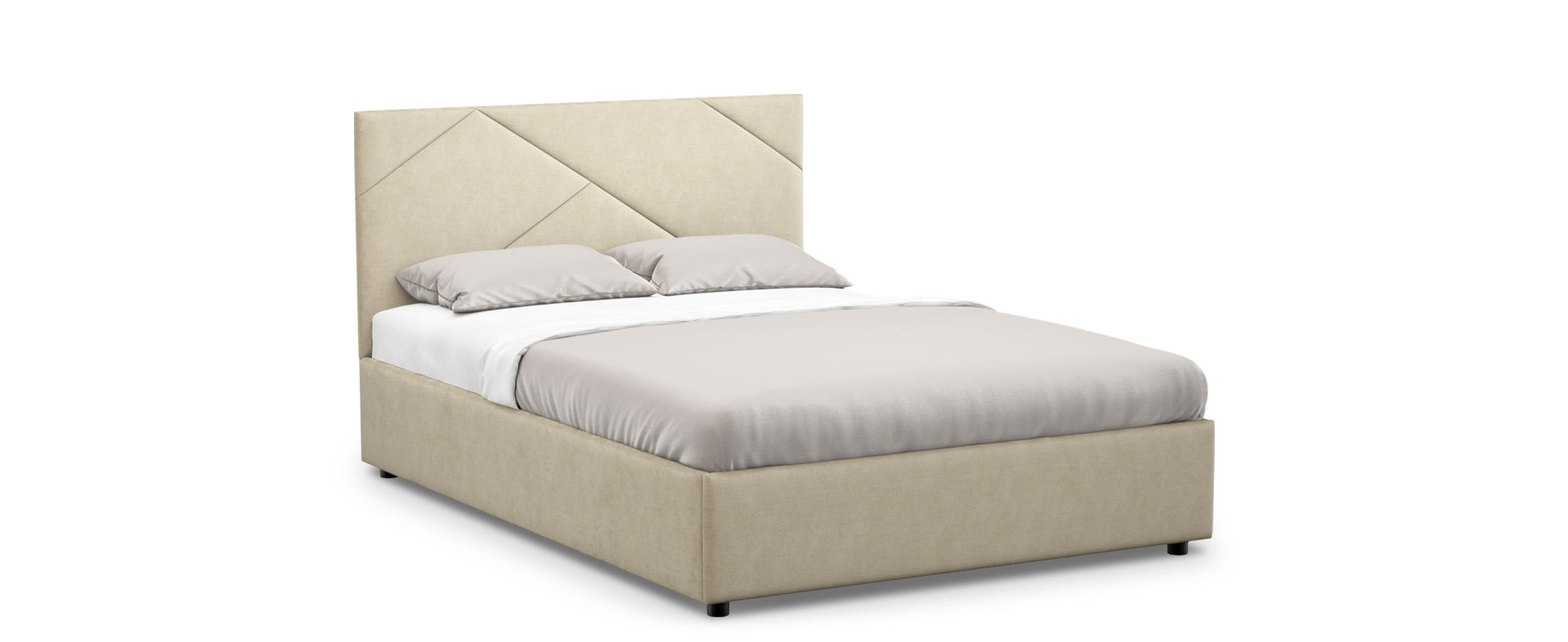 Кровать двуспальная Alba New 140х200 Модель 1226 фото