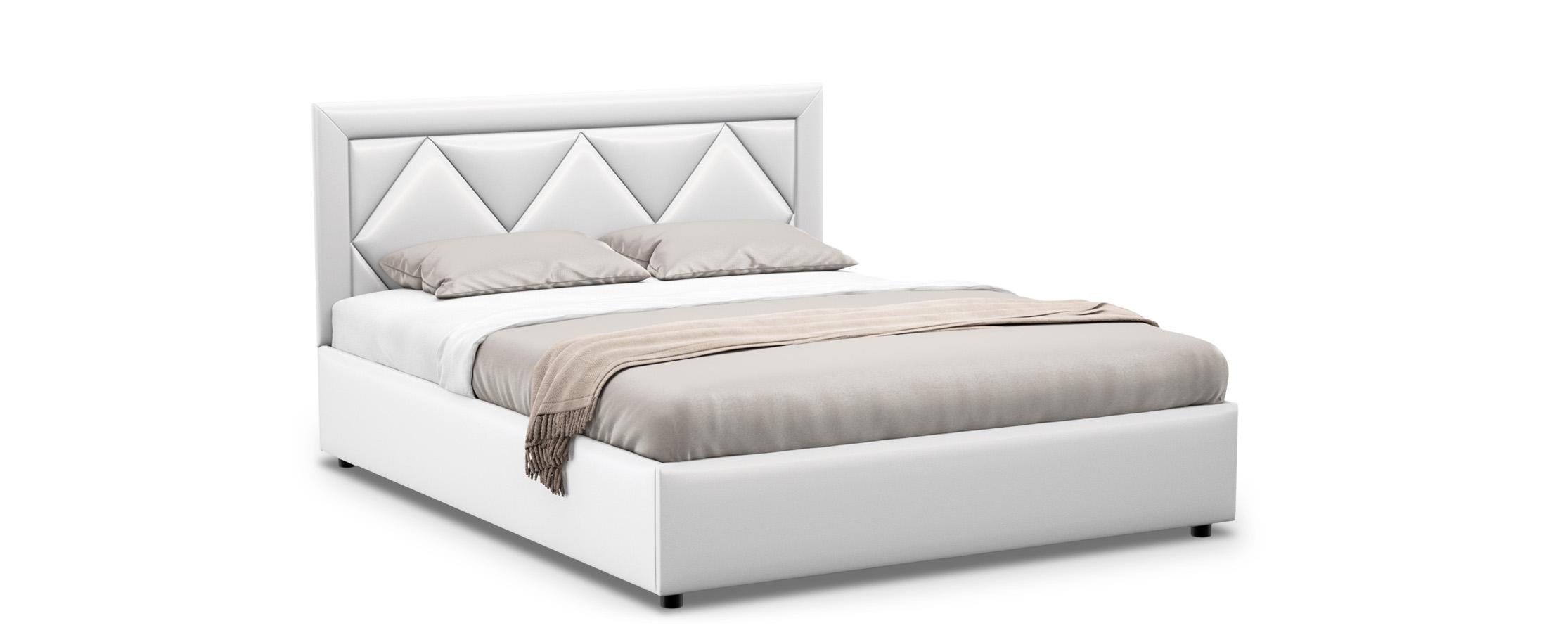 Кровать двуспальная Dominica New 160х200 Модель 1223 фото