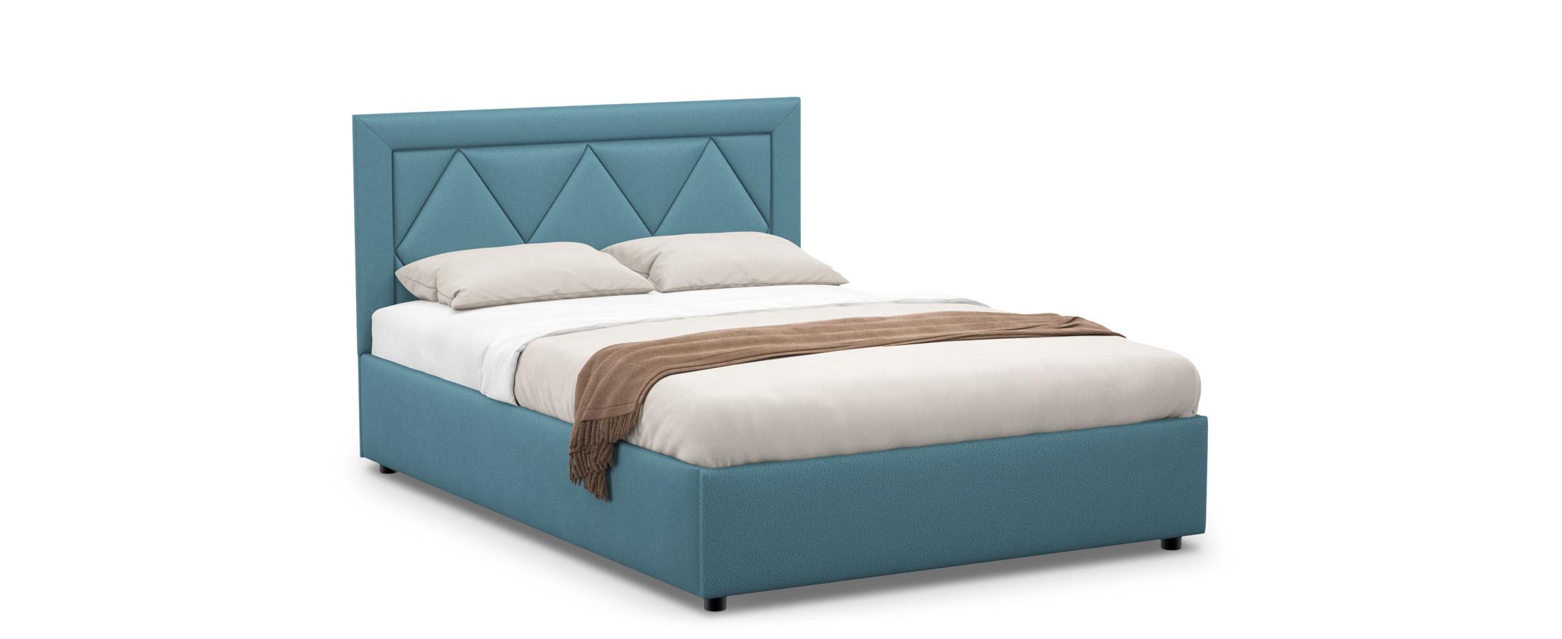 Кровать двуспальная Dominica New 140х200 Модель 1223 фото