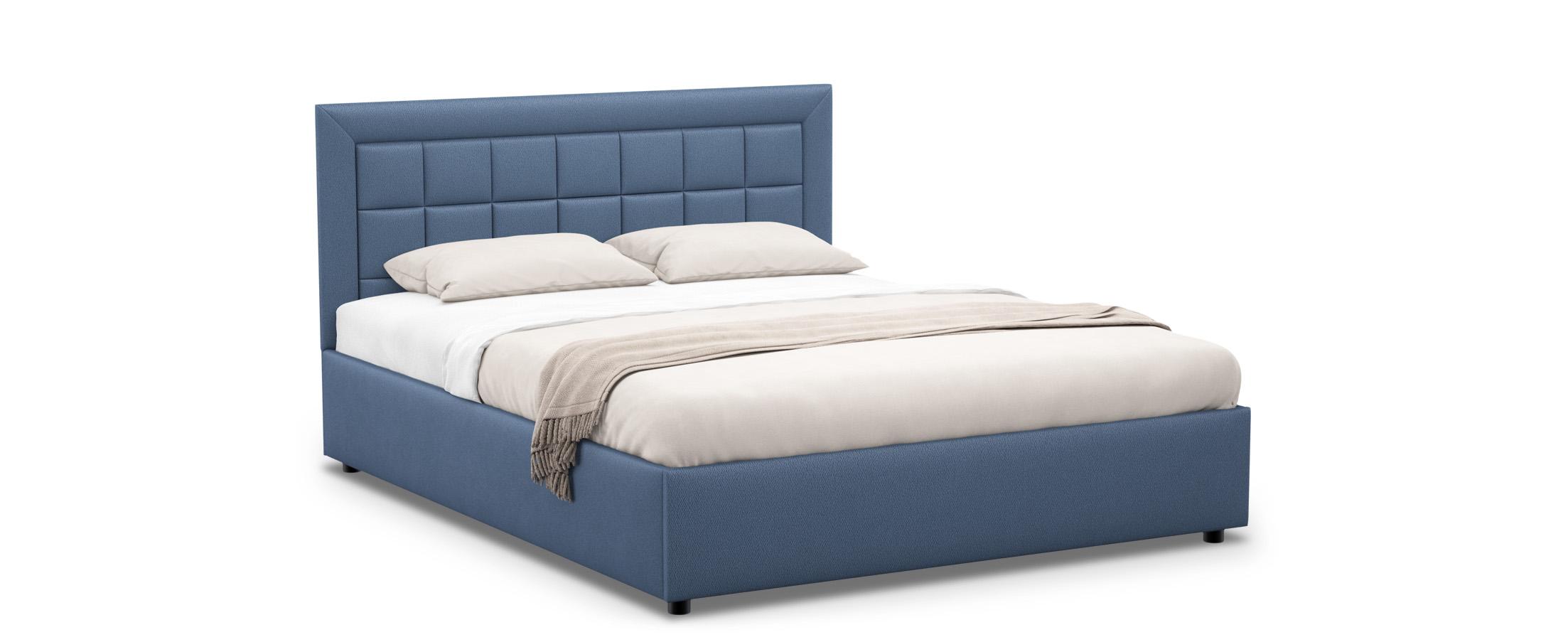 Кровать двуспальная Noemi New 160х200 Модель 1222 фото
