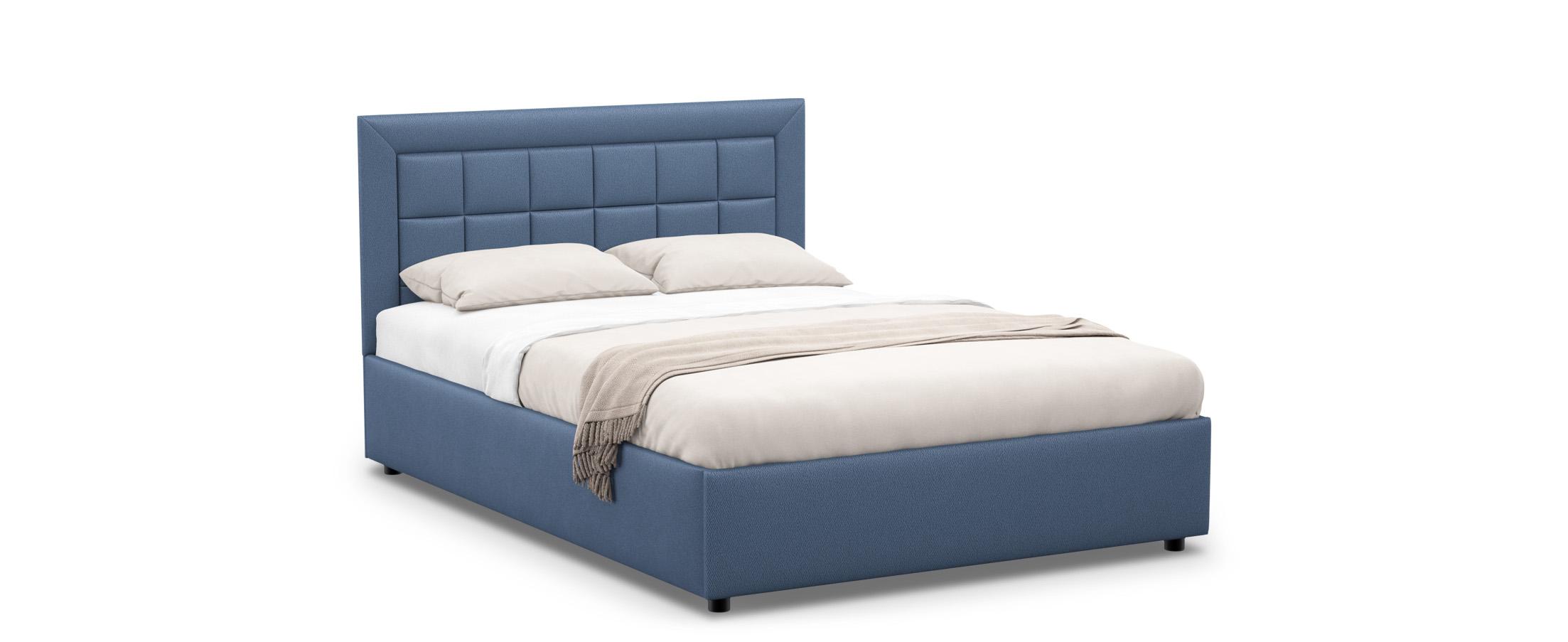 Кровать двуспальная Noemi New 140х200 Модель 1222 фото