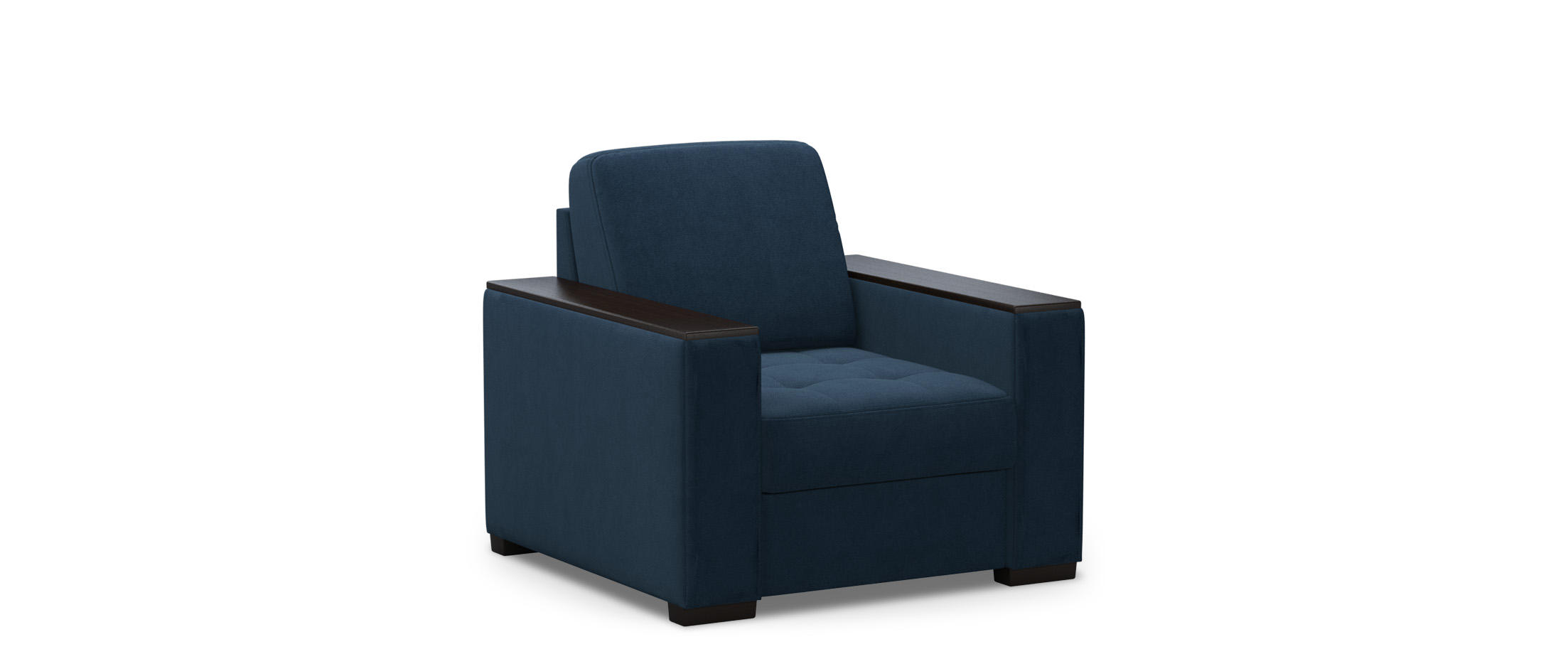 Кресло тканевое Милан 127 фото