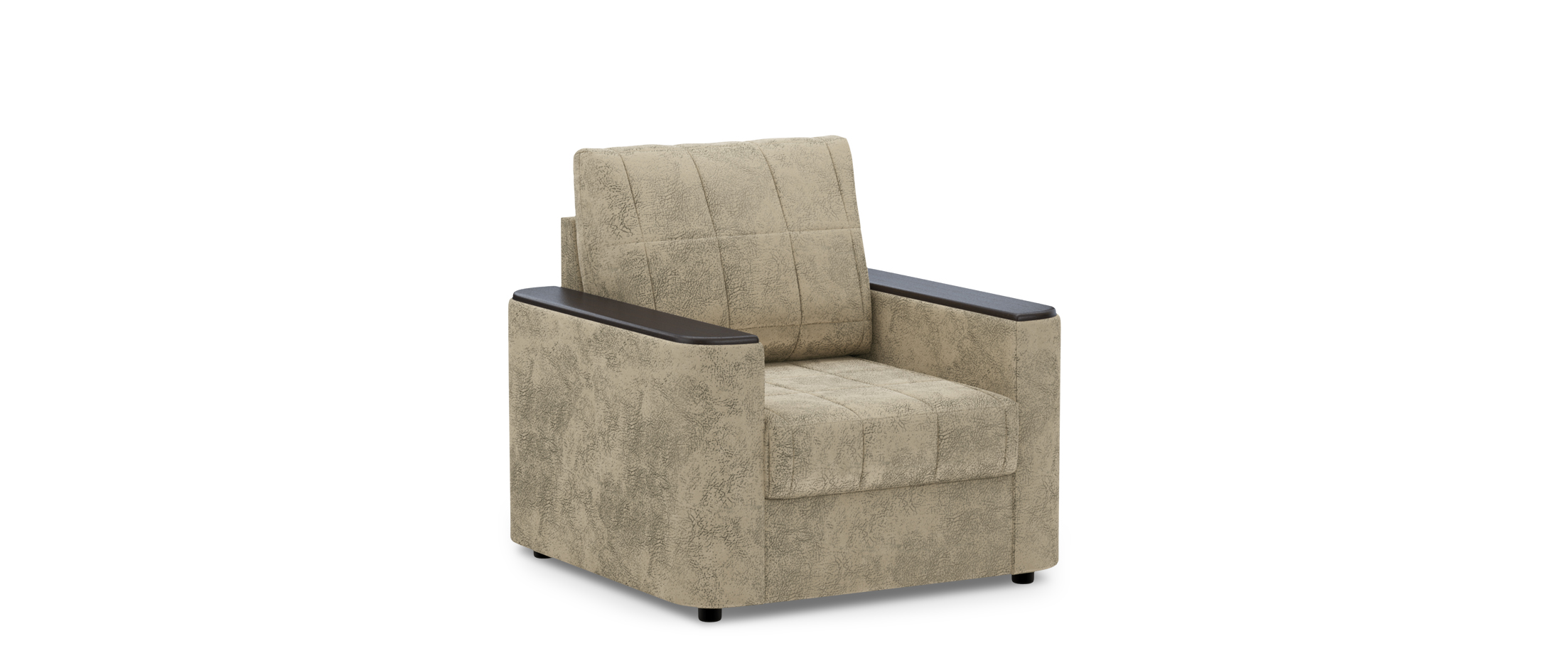 Кресло тканевое Даллас 018 фото