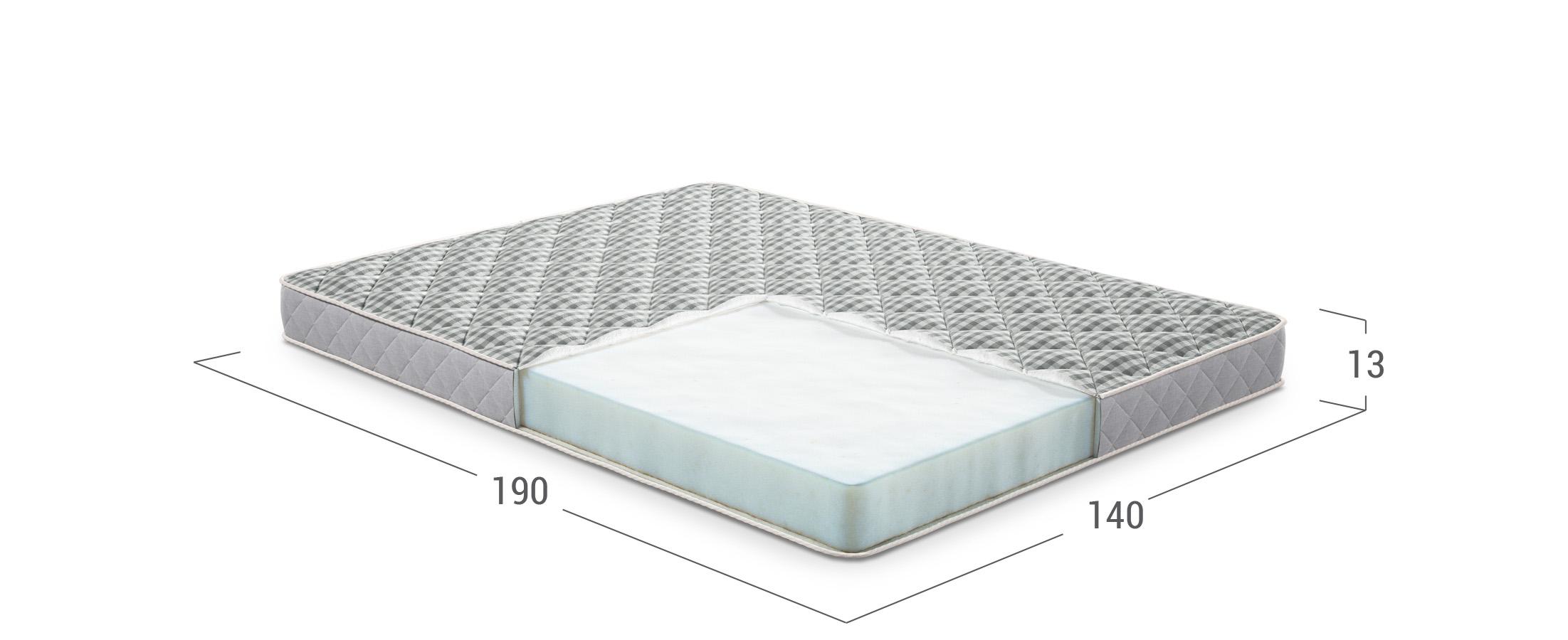 Optimum Flex Hard 450 матрас 140x190