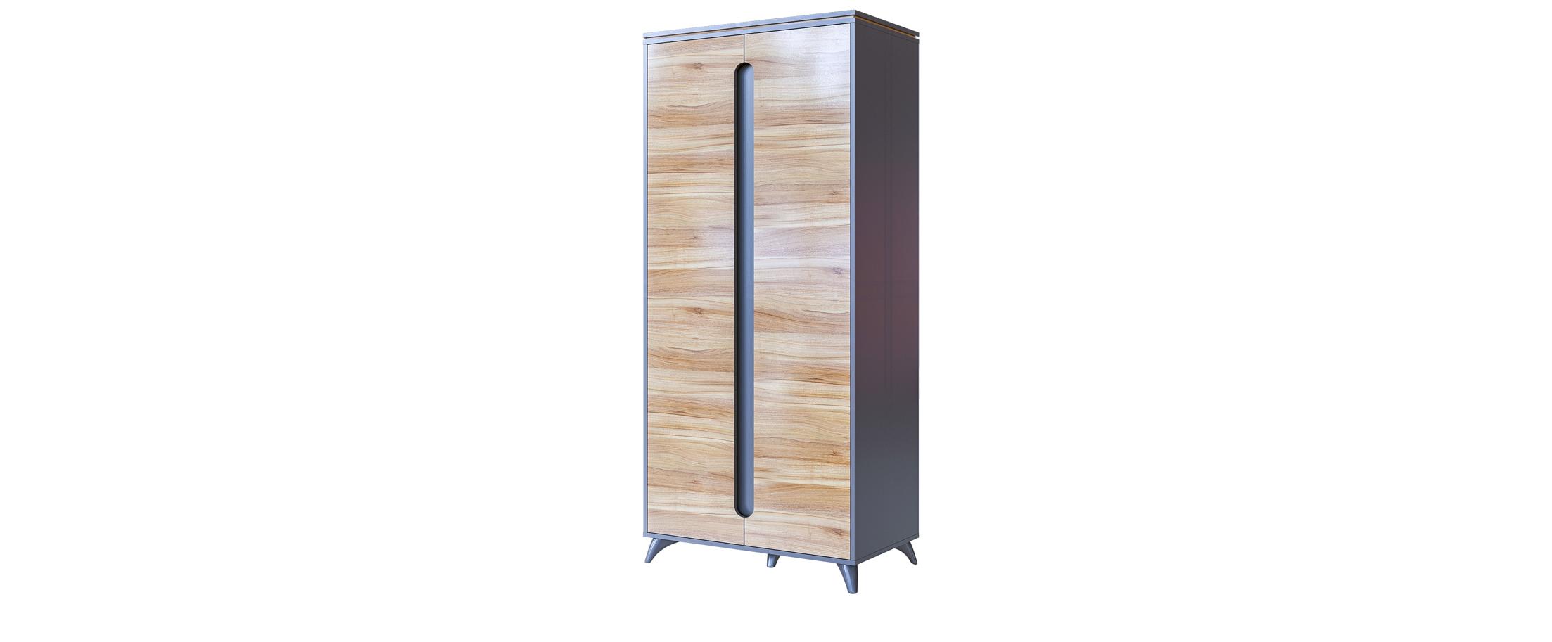Шкаф Сканди 2-дверный Модель 520