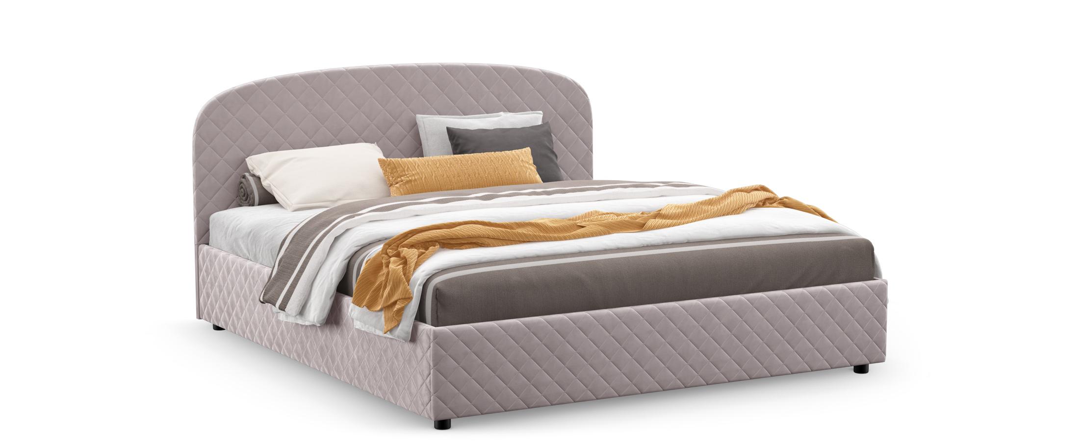 Кровать двуспальная Allegro New 180х200 Модель 1224 фото