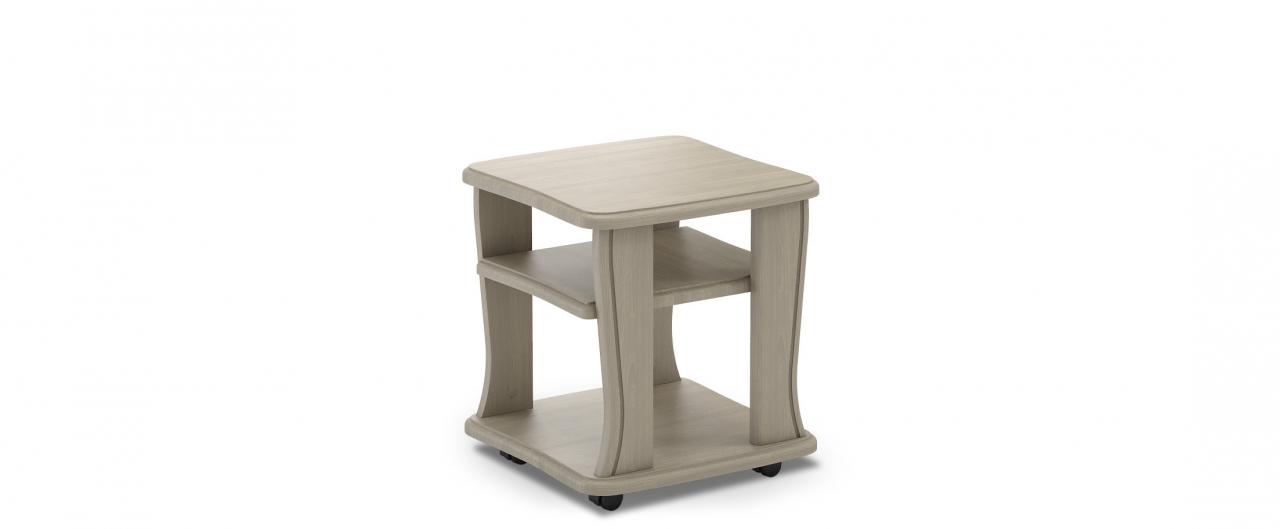Журнальный стол Модель 025Сохраняет форму при колебаниях температуры. Устойчив к механическим воздействиям. Мобилен благодаря поворотным роликам. Доставка от 1 дня.<br>