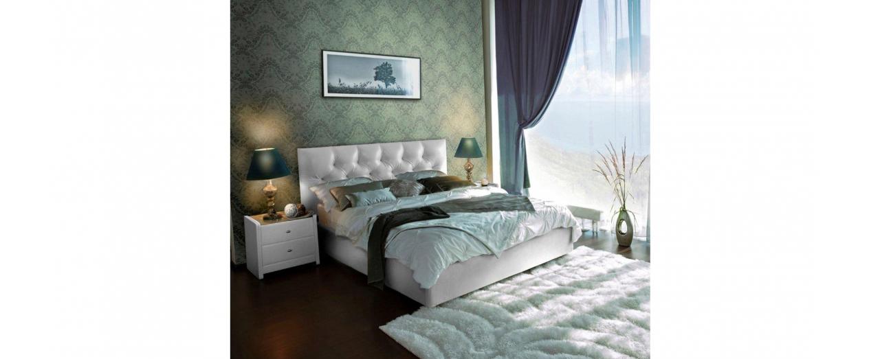 Двуспальная кровать MARLENA Модель 257 от MOON TRADE