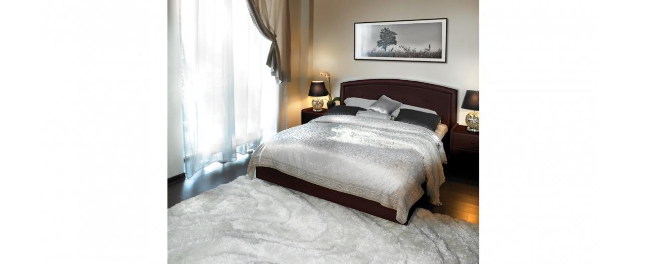 Двуспальная кровать GRACE Модель 256 от MOON TRADE