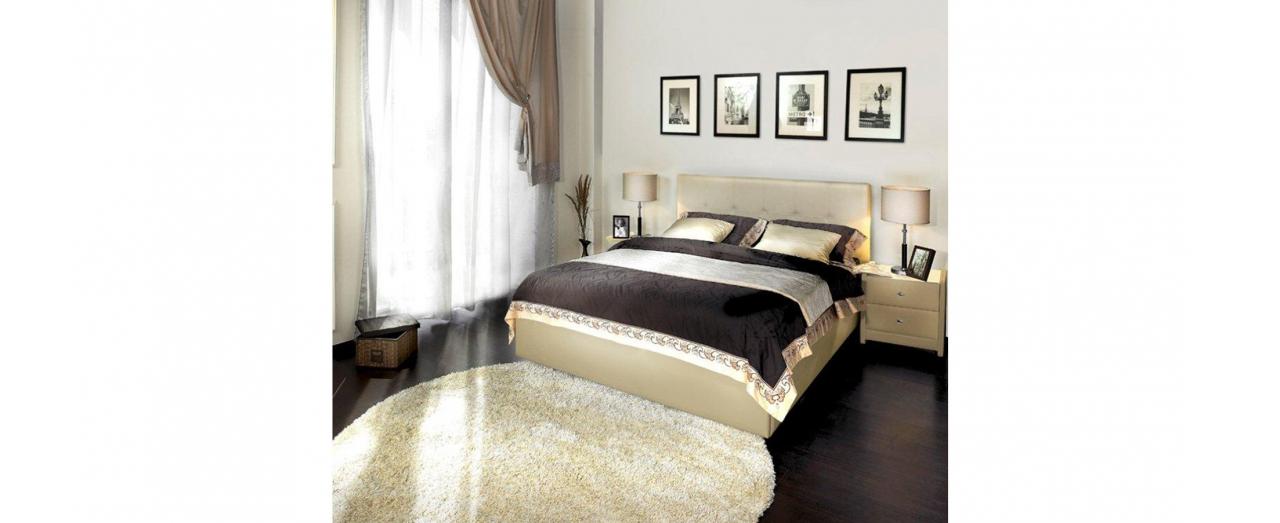 Двуспальная кровать GRETA Модель 255 от MOON TRADE