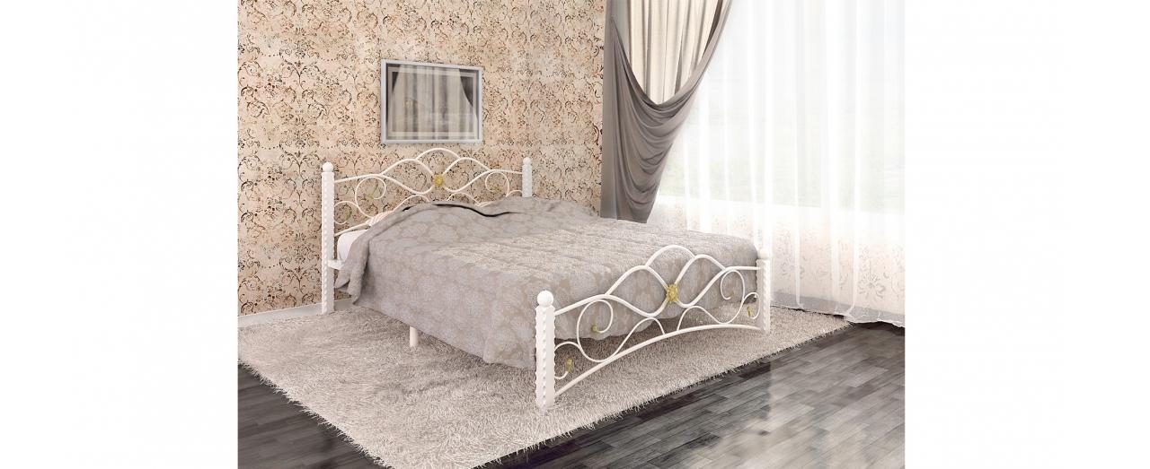 Двуспальная кровать Garda 3 Модель 354
