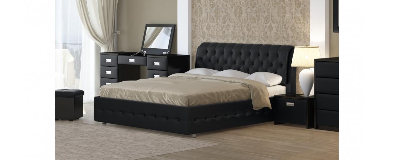 Двуспальная кровать Veda 4 Модель 357 от MOON TRADE