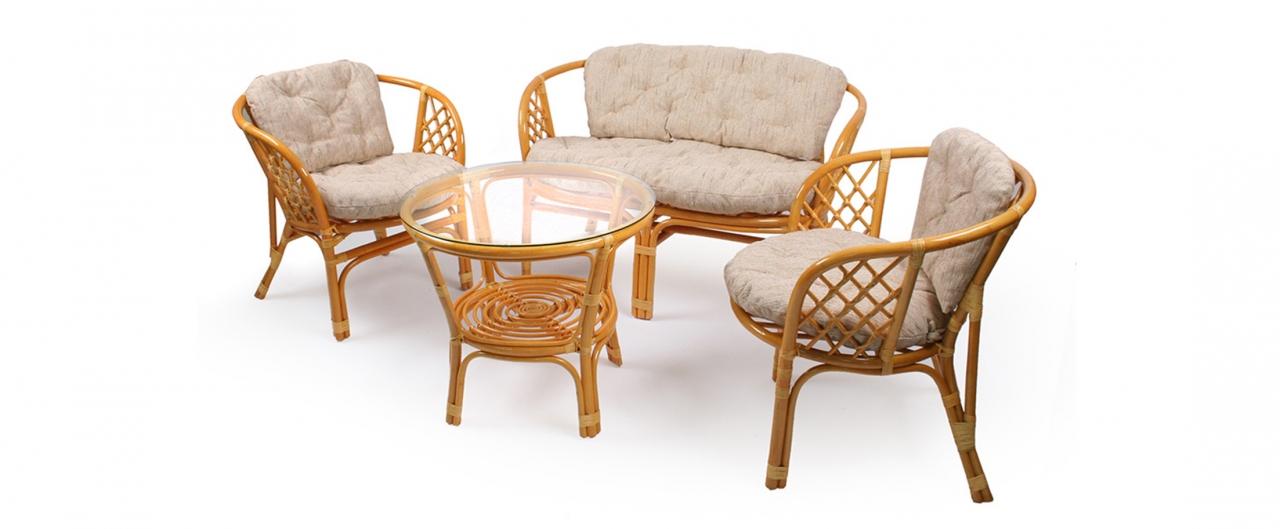Комплект садовой мебели Bagama Модель 296