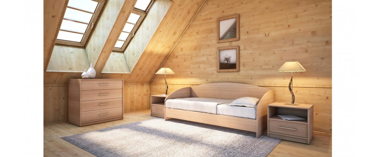 Кровать Этюд Софа Модель 356