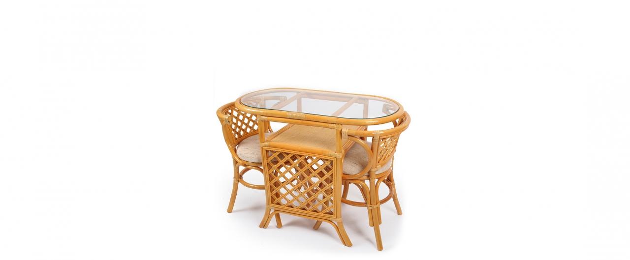 Купить Комплект мебели Breakfast Модель 296 в интернет магазине корпусной и мягкой мебели для дома и дачи