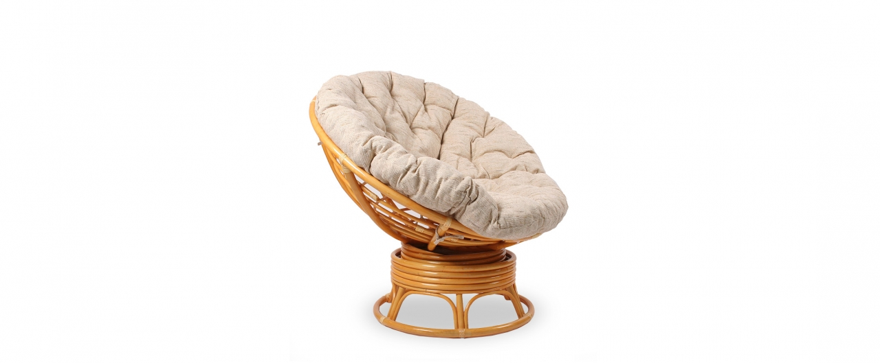 Кресло для отдыха Papasan Swivel Модель 364 от MOON TRADE