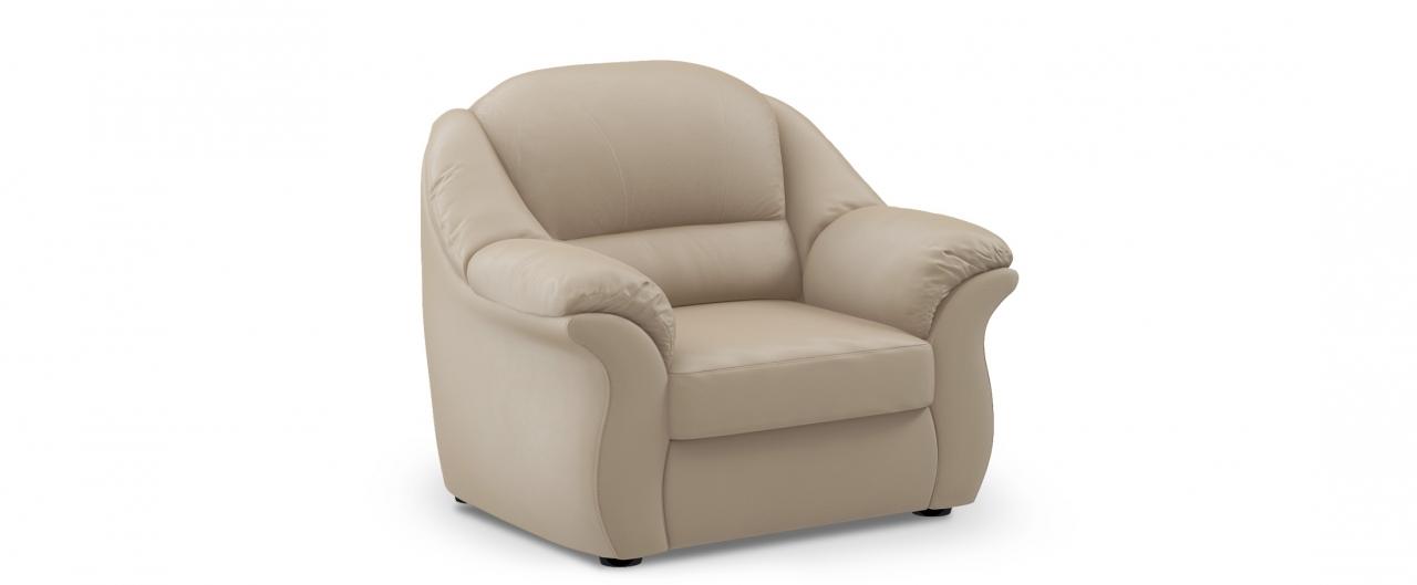 Кресло из экокожи Бостон 017Купить тёмно-бежевое кресло Бостон из экокожи от производителя. Доставка от 1 дня. Подъём, сборка, вынос упаковки. Гарантия 18 месяцев. Интернет-магазин мебели MOON TRADE.<br>