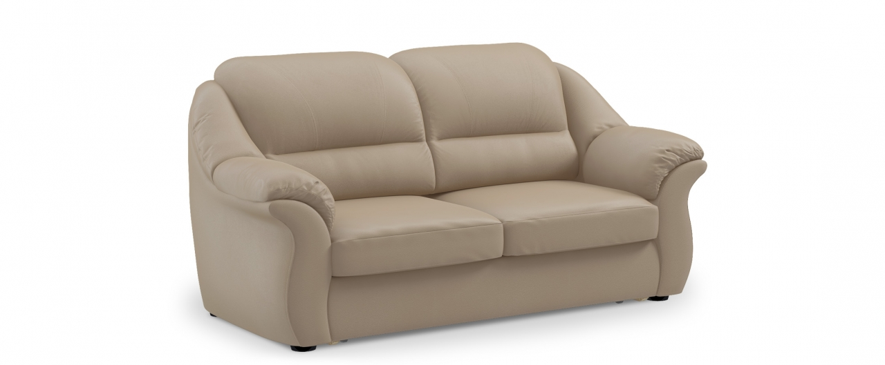 Диван прямой высоковыкатной Бостон 017Гостевой вариант и полноценное спальное место. Размеры 202х92х99 см. Купить тёмно-бежевый диван высоковыкатной в интернет-магазине MOON TRADE.<br>