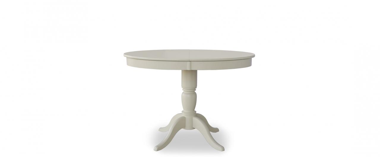 Стол Фламинго 6 Слоновая кость Модель 370Ножки стола из массива дерева, столешница из шпона МДФ. Не образует трещин, идеально сохраняет компактную круглую форму. Гарантия 18 месяцев. Доставка от 1 дня.<br>