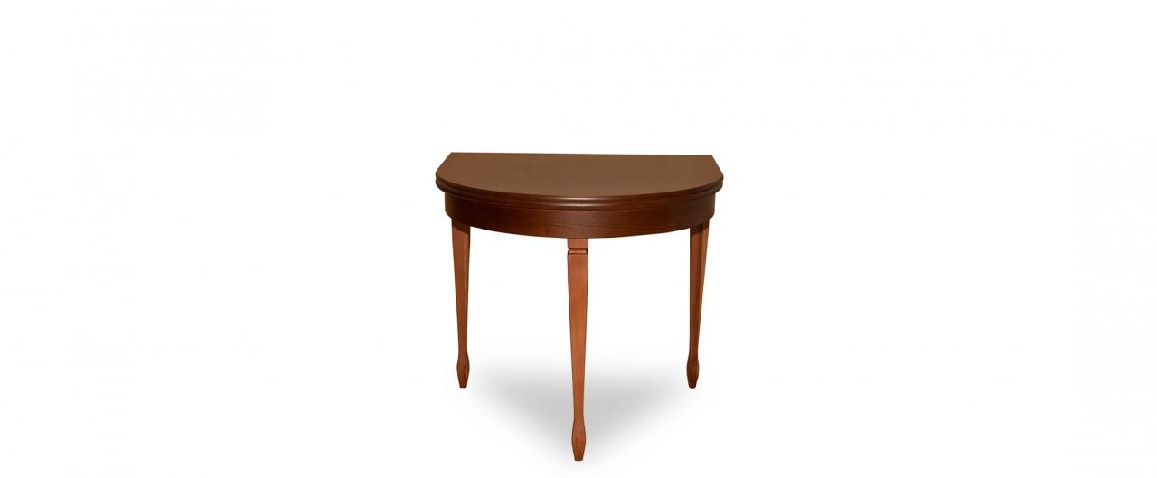 Стол обеденный Фламинго 7 Американский орех Модель 370 от MOON TRADE