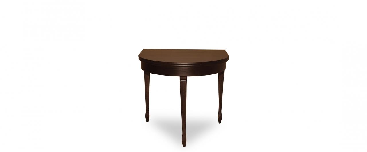 Стол обеденный Фламинго 7 Тёмный орех Модель 370 от MOON TRADE