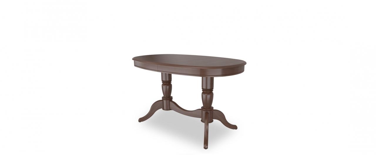 Стол обеденный Фламинго 9 Американский орех Модель 370