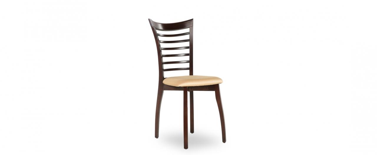 Купить Стул Жаклин Коричневый Модель 371 в интернет магазине корпусной и мягкой мебели для дома и дачи