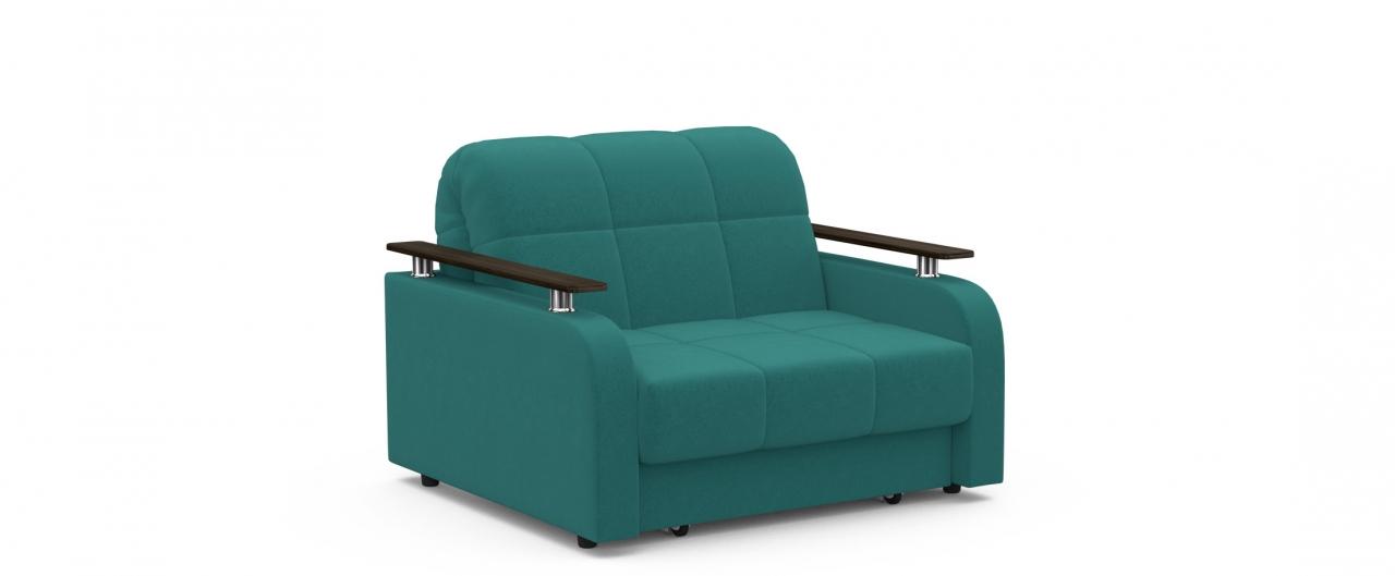 Кресло раскладное Модель 044Купить зелёное кресло-кровать Модель 044. Доставка от 1 дня. Подъём, сборка, вынос упаковки. Гарантия 18 месяцев. Интернет-магазин мебели MOON TRADE.<br>