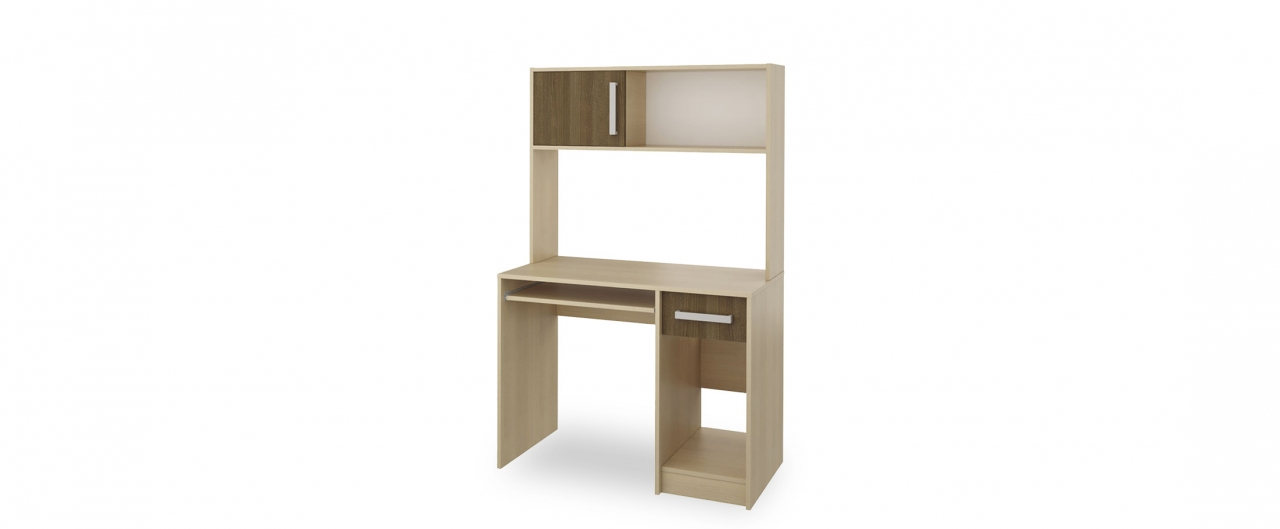 Купить Стол письменный Мика 3 Модель 372 в интернет магазине корпусной и мягкой мебели для дома и дачи