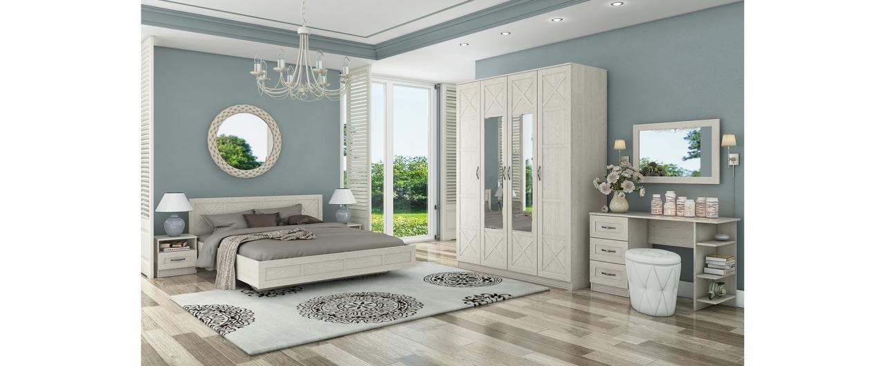 Спальня Лозанна 1 Модель 337