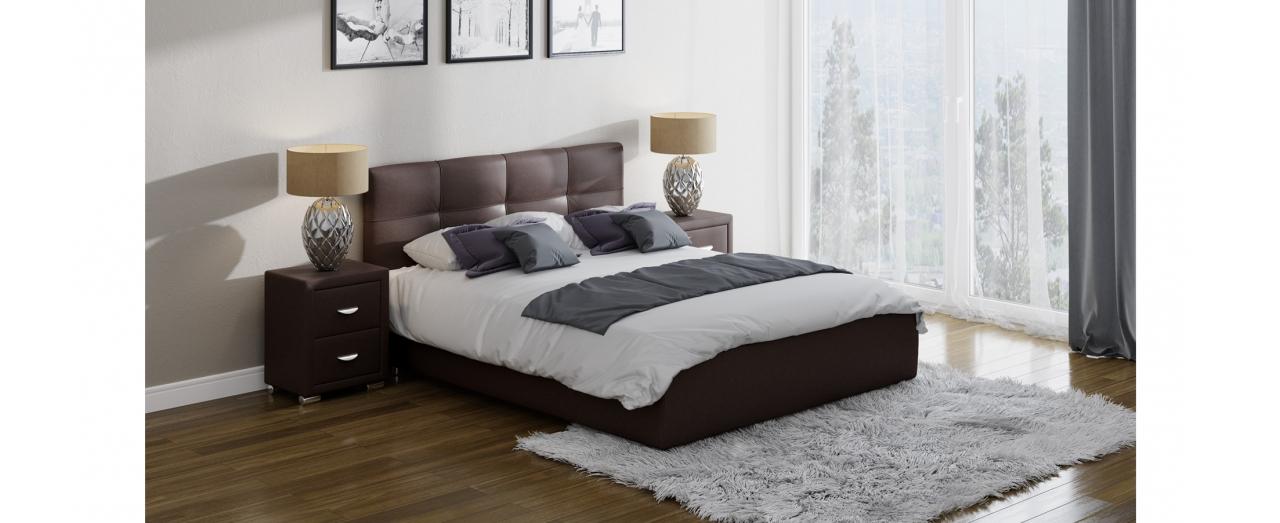 Кровать полутороспальная Life 1 Модель 284 от MOON TRADE