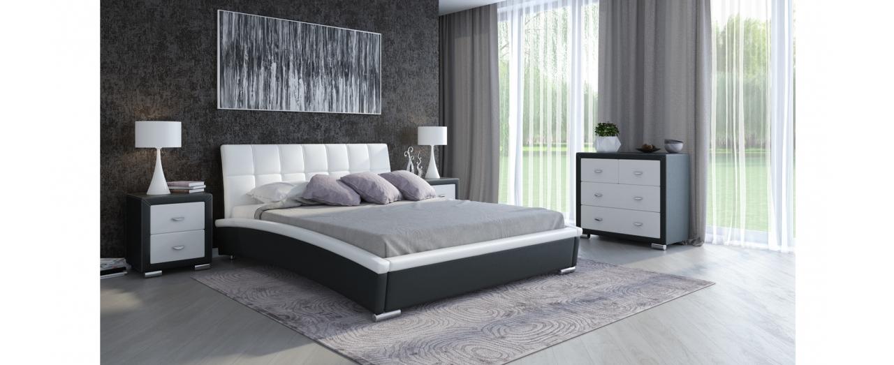 Кровать двуспальная Corso 1 Модель 287