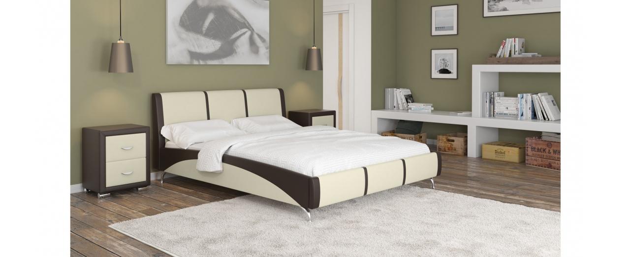 Кровать Nuvola 5 Модель 289 от MOON TRADE