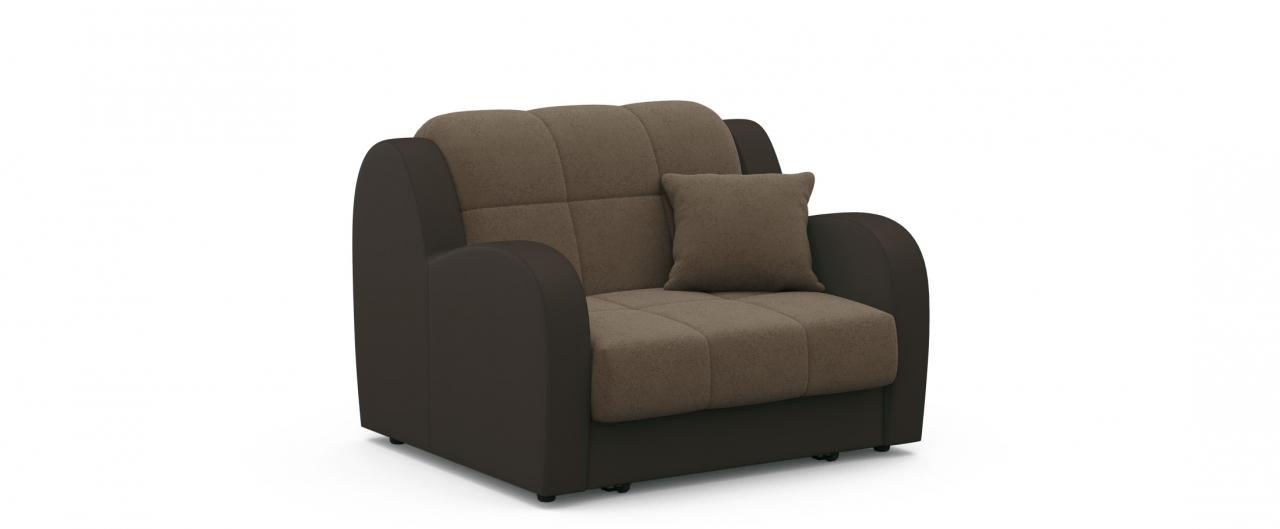 Кресло раскладное Барон 022Купить коричневое кресло-кровать Барон 022. Доставка от 1 дня. Подъём, сборка, вынос упаковки. Гарантия 18 месяцев. Интернет-магазин мебели MOON TRADE.<br>
