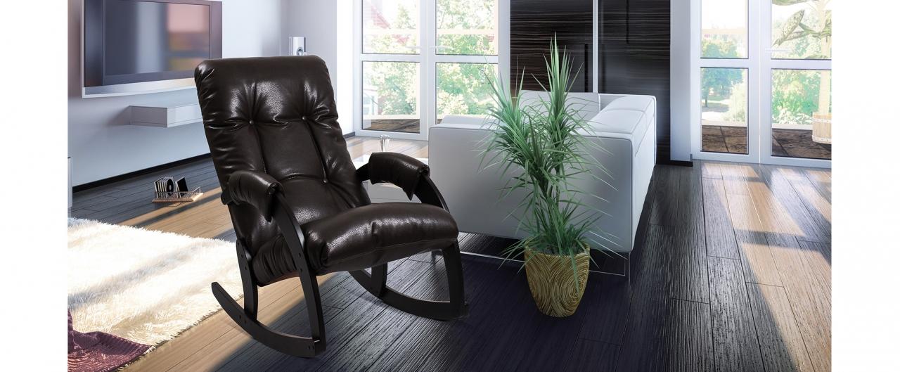 Кресло-качалка 67 Модель 364Кресло-качалка 67 Модель 364 артикул С000039<br>