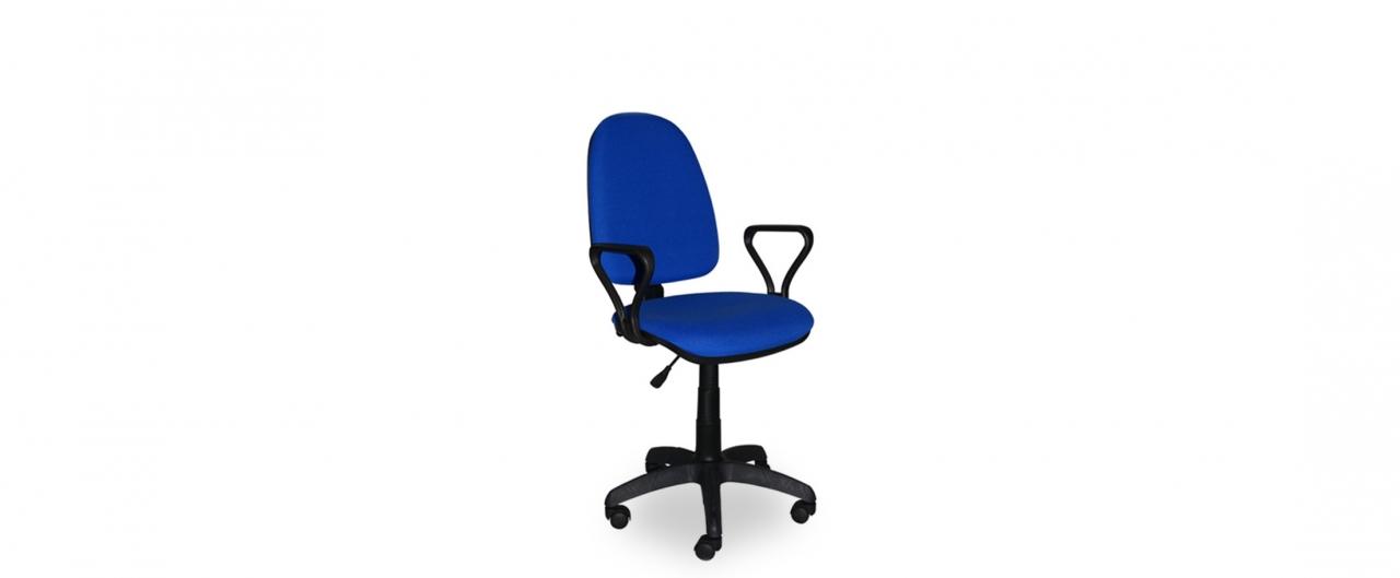 Кресло офисное Престиж Модель 376Механизм подъёма и опускания: газ-лифт. Крестовина из пластика. Максимальная нагрузка 100 кг. Доставка от 1 дня. Купить в интернет-магазине MOON-TRADE.RU.<br>